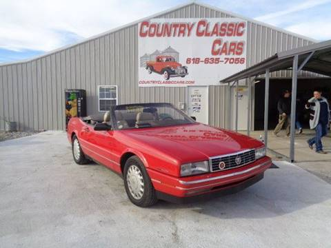 1993 Cadillac Allante for sale in Staunton, IL