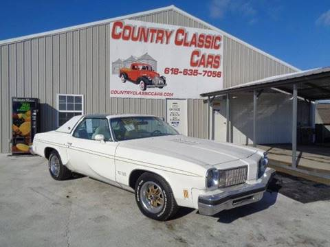 1975 Oldsmobile Cutlass for sale in Staunton, IL