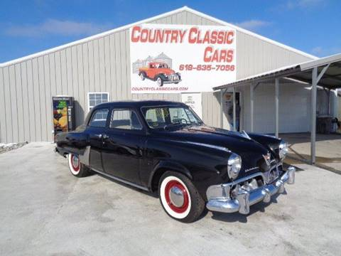 1952 Studebaker Commander for sale in Staunton, IL