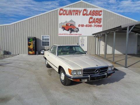 1972 Mercedes-Benz 350-Class for sale in Staunton, IL
