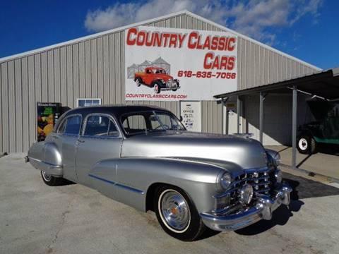 1947 Cadillac Fleetwood for sale in Staunton, IL