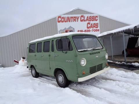 1966 Chevrolet G10 for sale in Staunton, IL