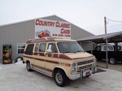 1986 Chevrolet G20 for sale in Staunton, IL
