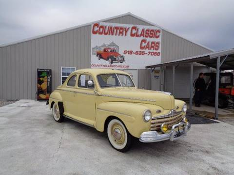 1946 Ford Deluxe for sale in Staunton, IL