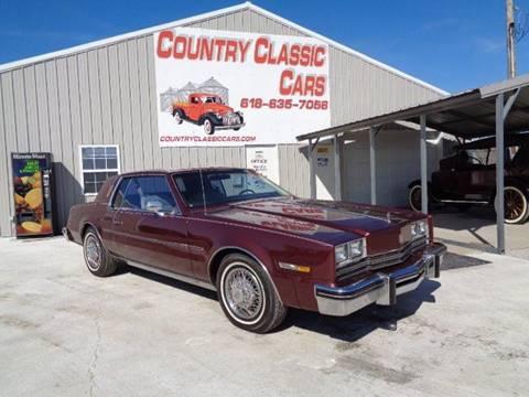 1984 Oldsmobile Toronado for sale in Staunton, IL