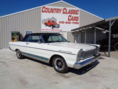 1965 Ford Galaxie 500 for sale in Staunton, IL