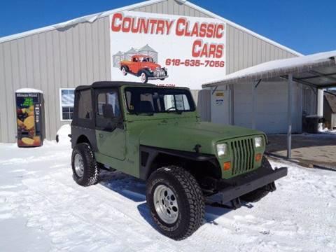 1994 Jeep Wrangler for sale in Staunton, IL
