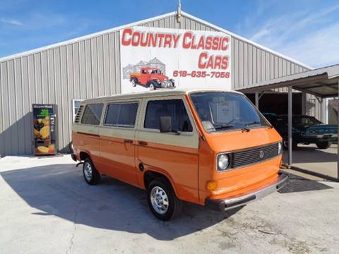 1981 Volkswagen Vanagon for sale in Staunton, IL
