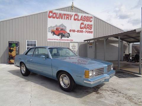 1979 Pontiac Le Mans for sale in Staunton, IL