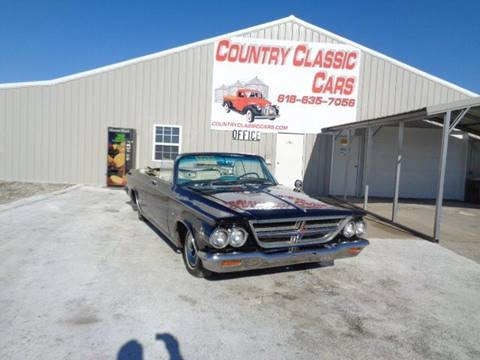 1964 Chrysler 300 for sale in Staunton, IL