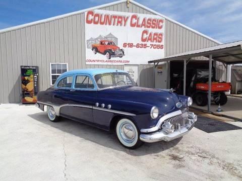 1951 Buick 40 Special for sale in Staunton, IL