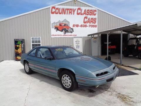 1993 Pontiac Grand Prix for sale in Staunton, IL