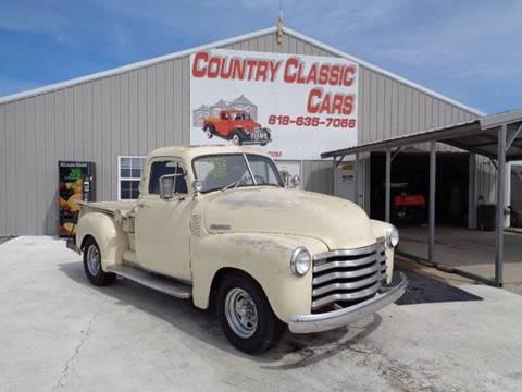 1951 Chevrolet 3100 for sale in Staunton, IL