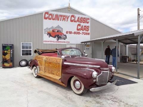 1941 Chevrolet Fleetmaster for sale in Staunton, IL