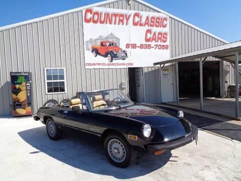 1979 Alfa Romeo Spider for sale in Staunton, IL