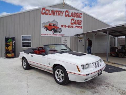 1984 Ford Mustang for sale in Staunton, IL