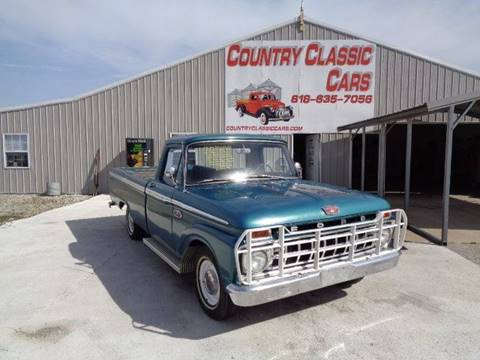 1965 Ford F-100 for sale in Staunton, IL