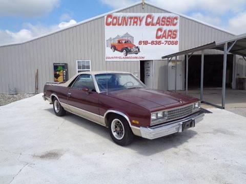 1982 Chevrolet El Camino for sale in Staunton, IL