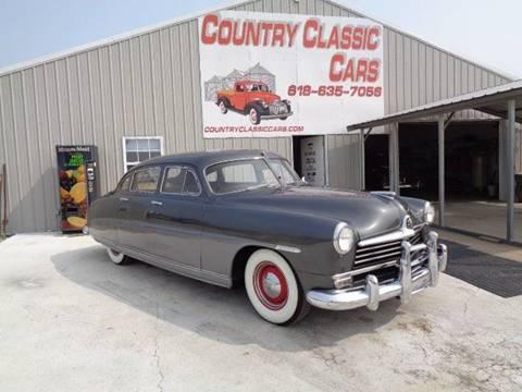 1948 Hudson Super Six for sale in Staunton, IL