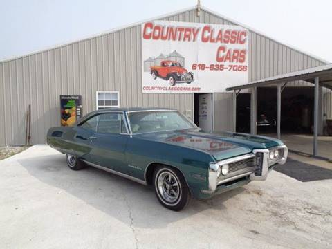 1968 Pontiac Bonneville for sale in Staunton, IL