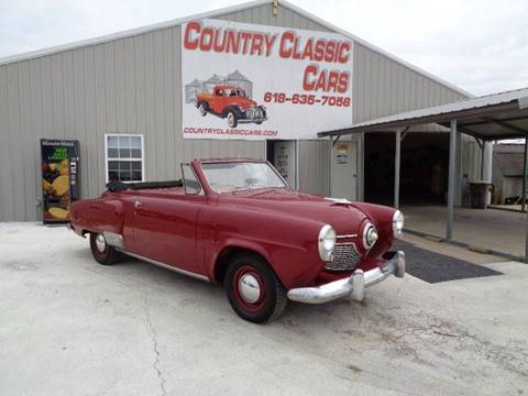 1951 Studebaker Champion for sale in Staunton, IL