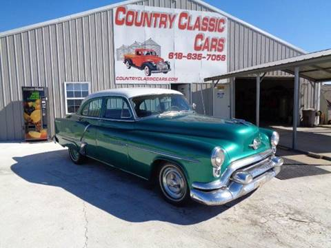 1953 Oldsmobile Super 88 for sale in Staunton, IL