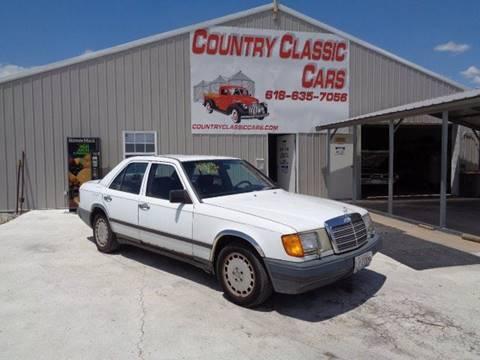 1987 Mercedes-Benz 300-Class for sale in Staunton, IL