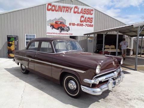 1954 Ford Crestline for sale in Staunton, IL