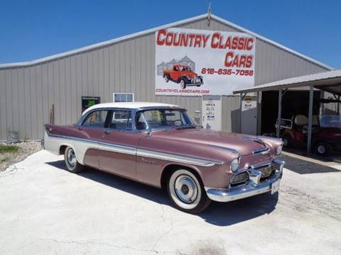 1956 Desoto Fire Flite for sale in Staunton, IL
