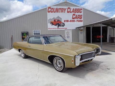 1969 Chevrolet Impala for sale in Staunton, IL