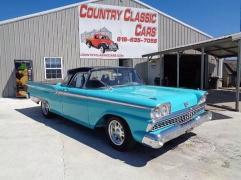 1959 Ford Fairlane 500 for sale in Staunton, IL