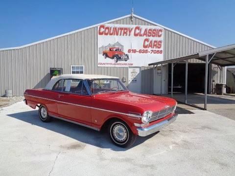 1962 Chevrolet Nova for sale in Staunton, IL