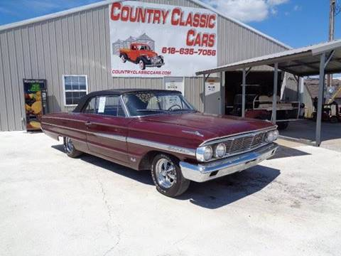 1964 Ford Galaxie 500 for sale in Staunton, IL
