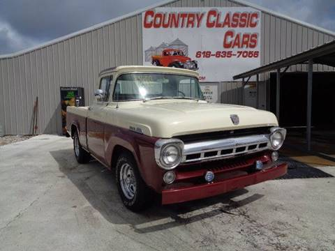 used 1957 ford f 100 for sale carsforsale com®1957 ford f 100 for sale in staunton, il