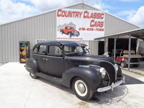 1938 Ford Super Deluxe for sale in Staunton, IL