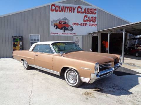 1964 Pontiac Bonneville for sale in Staunton, IL