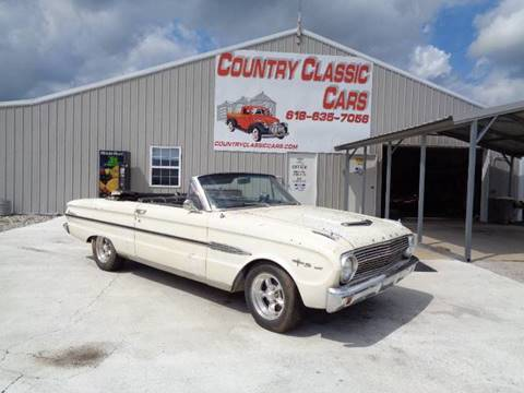 1963 Ford Falcon for sale in Staunton, IL
