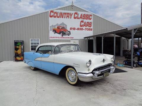 1955 Oldsmobile Super 88 for sale in Staunton, IL