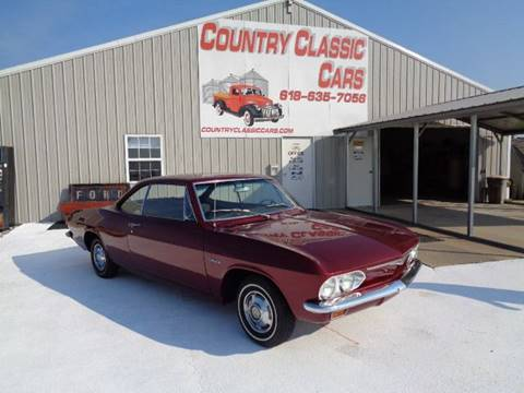 1967 Chevrolet Corvair for sale in Staunton, IL