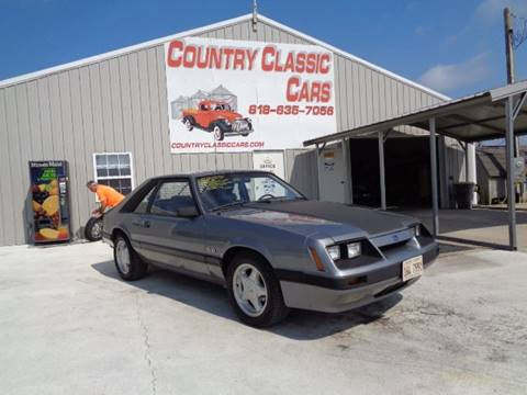 1985 Ford Mustang for sale in Staunton, IL