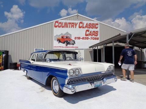1959 Ford Fairlane for sale in Staunton, IL
