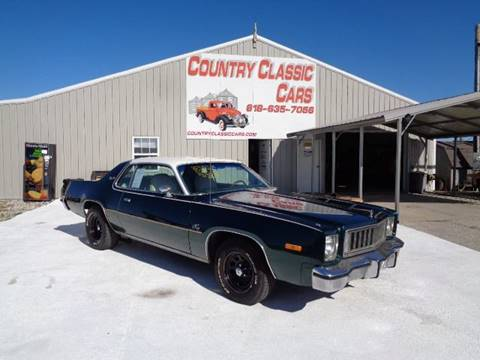 1975 Plymouth Sport Fury for sale in Staunton, IL