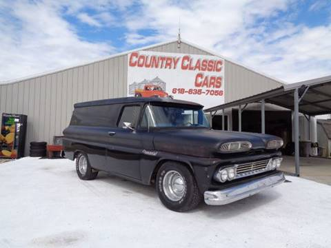 1960 Chevrolet Apache for sale in Staunton, IL