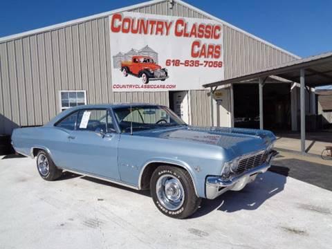1965 Chevrolet Impala for sale in Staunton, IL