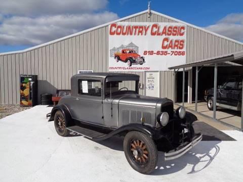 1929 Desoto Coupe for sale in Staunton, IL