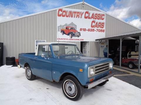 1972 International Scout II for sale in Staunton, IL