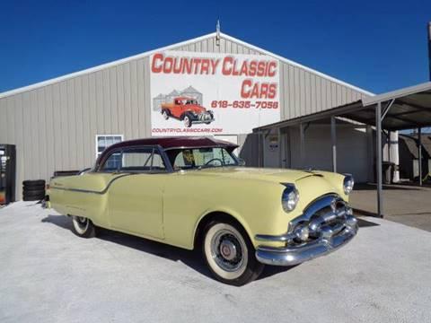 1953 Packard Mayfair Caribbean for sale in Staunton, IL