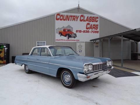 1964 Chevrolet Bel Air for sale in Staunton, IL