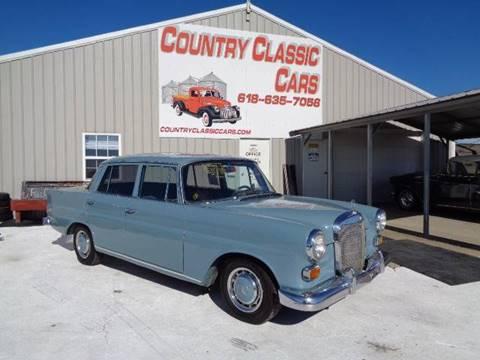 1968 Mercedes-Benz C-Class for sale in Staunton, IL