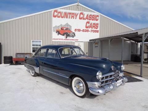 1949 Cadillac Series 62 for sale in Staunton, IL